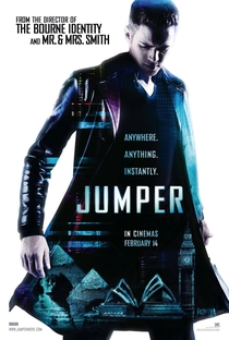 Jumper - Poster / Capa / Cartaz - Oficial 10