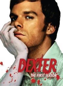 Dexter (1ª Temporada) - Poster / Capa / Cartaz - Oficial 1
