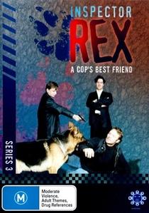Rex (3ª Temporada) - Poster / Capa / Cartaz - Oficial 1