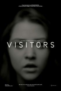 Visitantes - Poster / Capa / Cartaz - Oficial 1