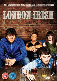 London Irish - Poster / Capa / Cartaz - Oficial 1