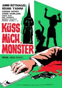 Kiss Me Monster - Poster / Capa / Cartaz - Oficial 5