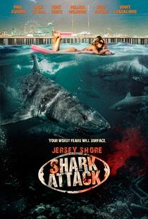Jersey Shore Shark Attack - Poster / Capa / Cartaz - Oficial 1