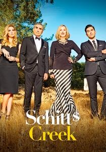 Schitt's Creek (1ª temporada) - Poster / Capa / Cartaz - Oficial 1