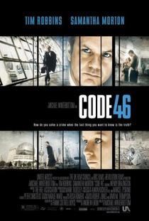 Código 46 - Poster / Capa / Cartaz - Oficial 1