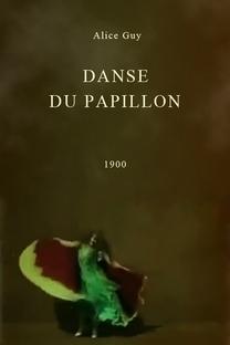 Danse du papillon - Poster / Capa / Cartaz - Oficial 1