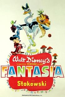 Fantasia - Poster / Capa / Cartaz - Oficial 10