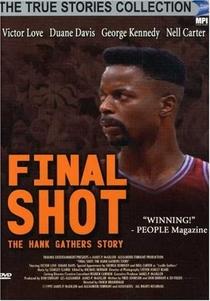 Arremesso Final - A História de Hank Gathers - Poster / Capa / Cartaz - Oficial 1