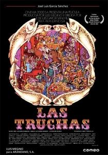 Las truchas - Poster / Capa / Cartaz - Oficial 1