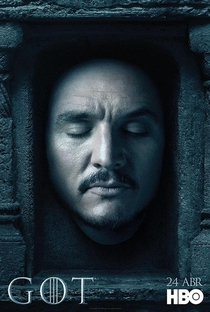 Game of Thrones (6ª Temporada) - Poster / Capa / Cartaz - Oficial 11