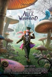 Alice no País das Maravilhas - Poster / Capa / Cartaz - Oficial 6