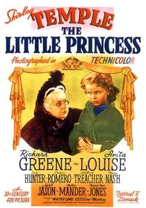 A Pequena Princesa - Poster / Capa / Cartaz - Oficial 3