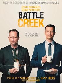 Battle Creek (1ª Temporada) - Poster / Capa / Cartaz - Oficial 1