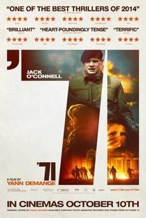 71: Esquecido em Belfast - Poster / Capa / Cartaz - Oficial 3