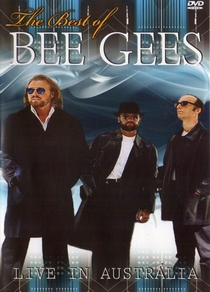 The Best of Bee Gees - Live In Australia - Poster / Capa / Cartaz - Oficial 3