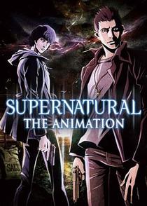 Supernatural: The Animation  - Poster / Capa / Cartaz - Oficial 1