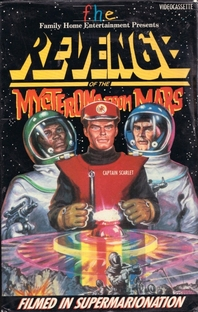Revenge of the Mysterons from Mars  - Poster / Capa / Cartaz - Oficial 1