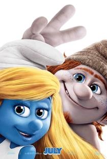 Os Smurfs 2 - Poster / Capa / Cartaz - Oficial 6