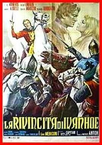 A Vingança de Ivanhoé - Poster / Capa / Cartaz - Oficial 1