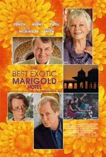 O Exótico Hotel Marigold - Poster / Capa / Cartaz - Oficial 3