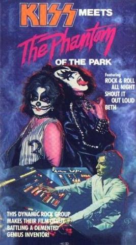 Kiss Contra o Fantasma do Parque - 28 de Outubro de 1978 | Filmow