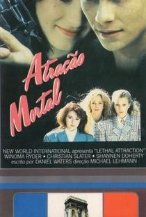 Atração Mortal - Poster / Capa / Cartaz - Oficial 10
