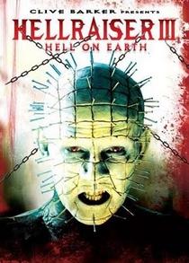 Hellraiser III - Inferno na Terra - Poster / Capa / Cartaz - Oficial 2