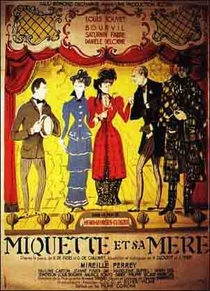 Miquette - Poster / Capa / Cartaz - Oficial 2