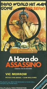A Hora do Assassino - Poster / Capa / Cartaz - Oficial 1