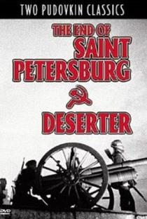 O Desertor - Poster / Capa / Cartaz - Oficial 1