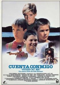 Conta Comigo - Poster / Capa / Cartaz - Oficial 7
