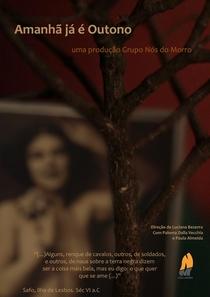 Amanhã já é outono - Poster / Capa / Cartaz - Oficial 1