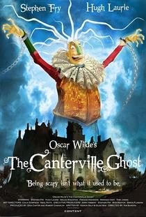 The Canterville Ghost - Poster / Capa / Cartaz - Oficial 1
