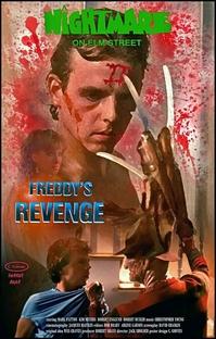 A Hora do Pesadelo 2: A Vingança de Freddy - Poster / Capa / Cartaz - Oficial 4