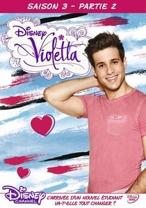 Violetta (3ª Temporada) - Poster / Capa / Cartaz - Oficial 7