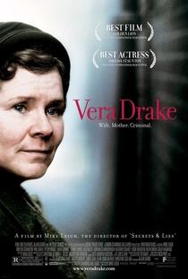 O Segredo de Vera Drake - Poster / Capa / Cartaz - Oficial 3