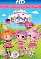 Aventuras em LalaloopsiLândia (Adventures in Lalaloopsy Land: The Search for Pillow)
