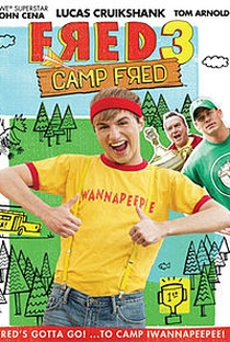 Fred 3: Camp Fred - Poster / Capa / Cartaz - Oficial 1