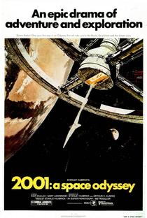 2001: Uma Odisseia no Espaço - Poster / Capa / Cartaz - Oficial 22