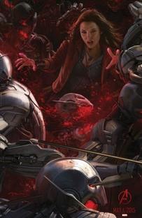 Vingadores: Era de Ultron - Poster / Capa / Cartaz - Oficial 6