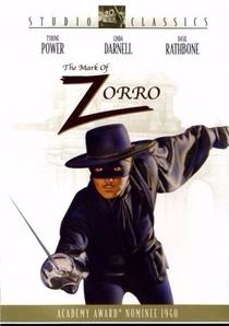 A Marca do Zorro - Poster / Capa / Cartaz - Oficial 3