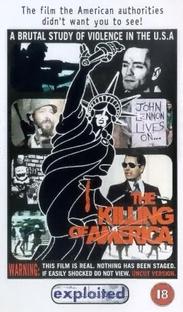 Massacre na América - Poster / Capa / Cartaz - Oficial 3
