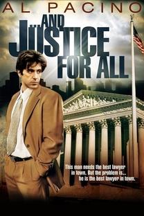Justiça Para Todos - Poster / Capa / Cartaz - Oficial 1