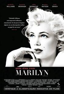 Sete Dias com Marilyn - Poster / Capa / Cartaz - Oficial 6