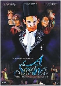 A Senha - Poster / Capa / Cartaz - Oficial 1