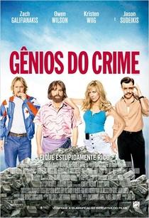 Gênios do Crime - Poster / Capa / Cartaz - Oficial 1