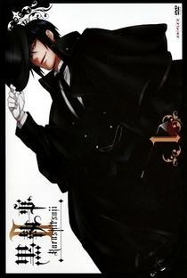 Kuroshitsuji (2ª Temporada) - Poster / Capa / Cartaz - Oficial 10