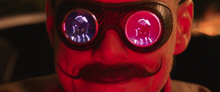 Jim Carrey revela em vídeo de bastidores como foi viver o Robotnik