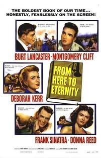 A Um Passo da Eternidade - Poster / Capa / Cartaz - Oficial 3
