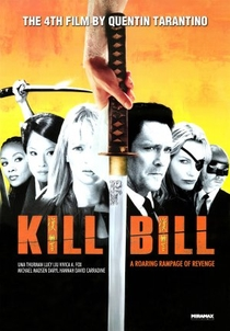 Kill Bill: Volume 1 - Poster / Capa / Cartaz - Oficial 9